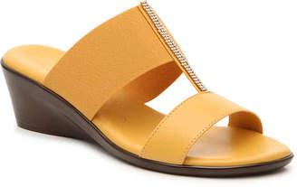 Italian Shoemakers Zoey Wedge Sandal - Women's