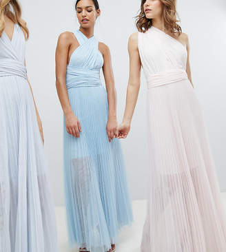 Coast Exclusive Corwin Multi Tie Maxi Dress