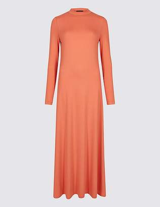 Marks and Spencer Long Sleeve Maxi Dress