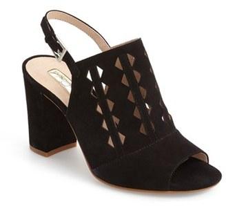 Women's Halogen Zoey Slingback Sandal $99.95 thestylecure.com