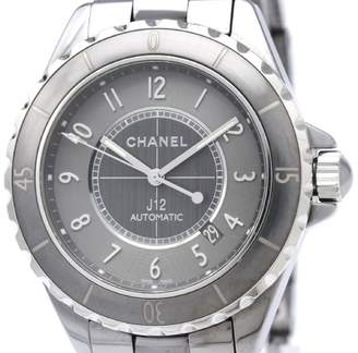 Chanel J12 H2934 Automatic Titanium Ceramic Mens Watch