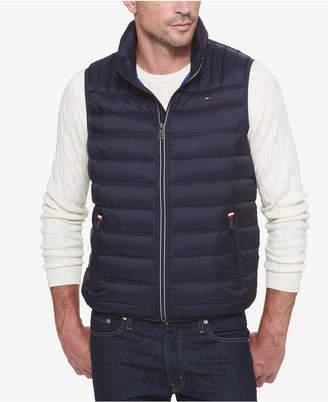 Tommy Hilfiger Men Big & Tall Quilted Vest