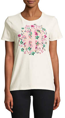 Tommy Hilfiger Floral Graphic Tee