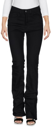 Acne Studios Denim pants - Item 42592322JS