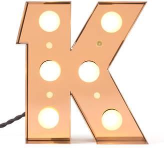 Seletti Caractere LED Lamp - K