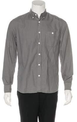 Todd Snyder Oxford Dress Shirt