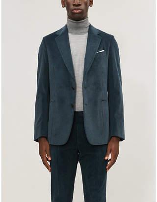 Brunello Cucinelli Turtleneck wool and cashmere-blend knitted jumper
