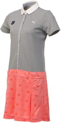 Puma (プーマ) - 【プーマ公式通販】 プーマ ゴルフ ウィメンズ SS ドレス ウィメンズ Medium Gray Heather |CLOTHING|PUMA.com