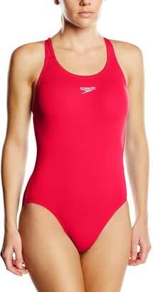 """Speedo Womens Essentials Endurance+ Medalist One Piece Swimsuit (Size 28"""", )"""