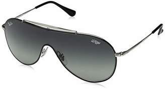 Ray-Ban Kids' 0rj9546s Non-Polarized Iridium Aviator Sunglasses