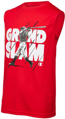 Champion Grand Slam-Print Tank, Toddler Boys