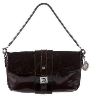 Lanvin Patent Leather Hero Handle Bag