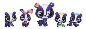 Littlest Pet Shop Surprise Families Mini Pet Pack Pandas