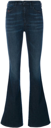 Diesel flared jeans $270.38 thestylecure.com