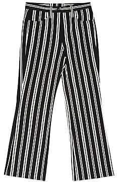 Marc Jacobs Women's Redux Grunge Stripe Stretch Cotton Trousers