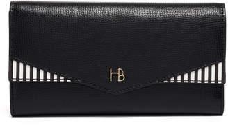 Henri Bendel Miss Bendel Snap Continental Wallet