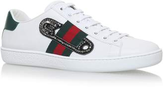 Gucci Pin Ace Sneakers