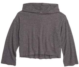Zella Boxy Hooded Pullover