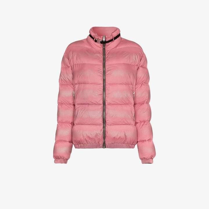1017 Alyx 9sm 1017 Alyx 9SM buckle embellished feather down padded jacket