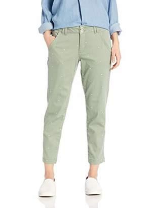 Jag Jeans Women's Flora Chino Crop
