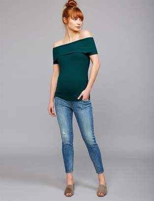 A Pea in the Pod Luxe Essentials Denim Secret Fit Belly Addison Maternity Jeans