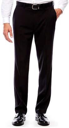Izod Mens Classic Fit Flat Front Pant