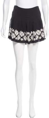 Figue Nadia Silk Skirt