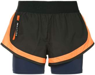 P.E Nation Cadence Run shorts