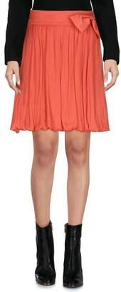 L'Autre Chose Mini skirt