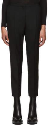 Haider Ackermann Black Slim Trousers