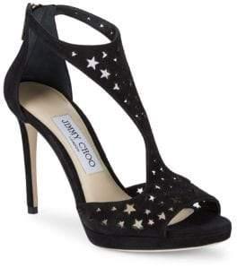 Jimmy Choo Lana Star Sandals