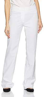 33cb68e7ec4 at Amazon.co.uk · Workwear World WW151 Ladies Bootleg Beauty Spa Salon  Polyester Work Wear Trousers (