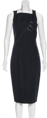 Thomas Wylde Sleeveless Casual Dress