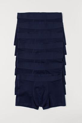 H&M 7-pack Short Boxer Shorts - Blue