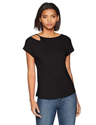 Brooke Mille Women's Casual Fitted T-Shirt XS