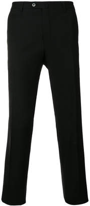 Corneliani straight leg suit trousers