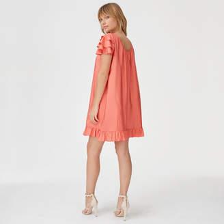 Club Monaco Vidorus Silk Dress