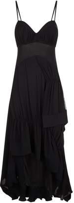 3.1 Phillip Lim Strappy Flamenco Dress