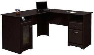 Hillsdale Red Barrel Studio 4 Piece L-Shape Desk Office Suite
