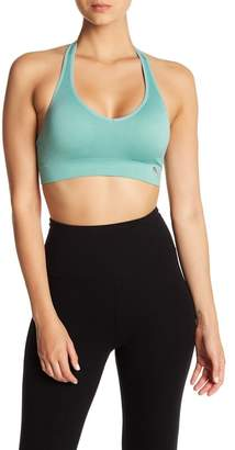 Puma Dance Sea Ruffled Seamless Sports Bra