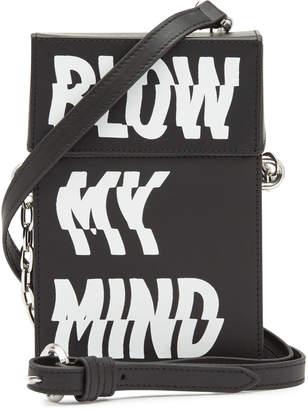 Liebeskind Berlin Printed Leather Crossbody Bag