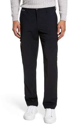 Eleventy Stretchwool Cargo Slim Fit