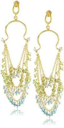 Azaara Romantic Addison Earrings