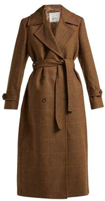 Giuliva heritage collection Giuliva Heritage Collection - Christie Double Breasted Coat - Womens - Brown