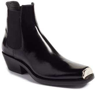 CALVIN KLEIN 205W39NYC Claire Western Chelsea Boot