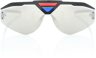 Prada Mirrored sunglasses