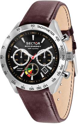 Sector 695 45 mm ECO SOLAR CHRONOGRAPH MEN'S WATCH