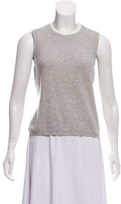 Malo Sleeveless Cashmere Sweater