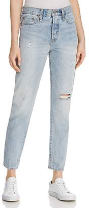 Levi's Wedgie Icon Fit Jeans in Desert Delta