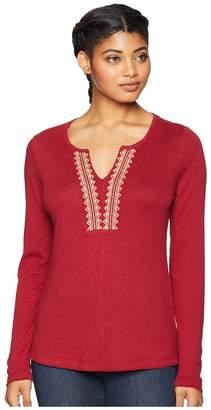 Aventura Clothing Penny Long Sleeve Shirt Women's Long Sleeve Pullover